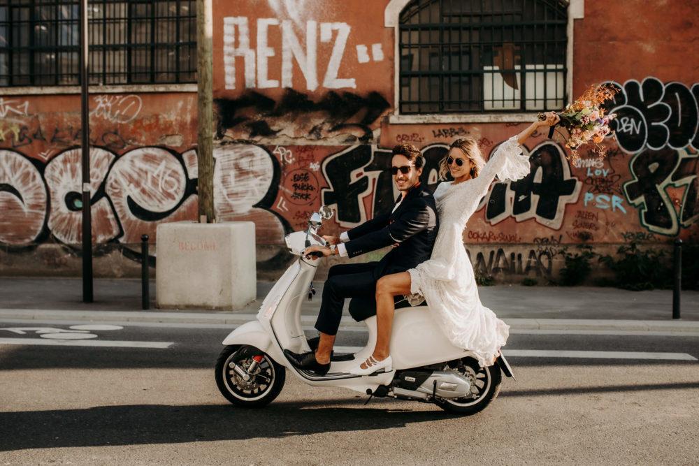 photographe mariage alternatif rock paris entrepot