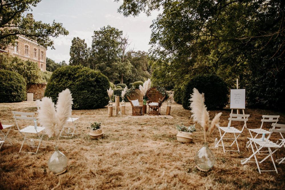 Photographe mariage château meridon Versailles Yvelines